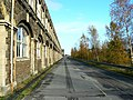 Former Great Western Railway factory and trees, Swindon - geograph.org.uk - 1038347.jpg