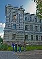 Former KGB HQ, Vilnius, Lithuania, 14 Sept. 2008 (2866309990).jpg
