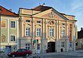 Former townhall of Unterer Markt, Reither-Haus, Herzogenburg 01.jpg