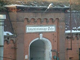 Fort VII - Image: Fort VII Poznań RB1
