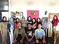 Foto Bersama WikiLatih Using di Yogyakarta.jpg