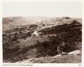 Fotografi av Girgenti, Italien. Panorma - Hallwylska museet - 106723.tif