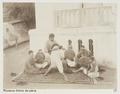 Fotografi på Aissawa och sabeldans, Alger - Hallwylska museet - 107932.tif