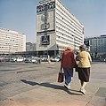 Fotothek df ps 0000995 Hochhäuser - Wolkenkratzer ^ Straßenszenen ^ Pentacon.jpg