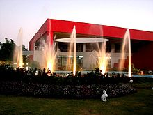 Fountain at VTU Campus.jpg