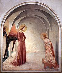 Annunciation (Cell 3)