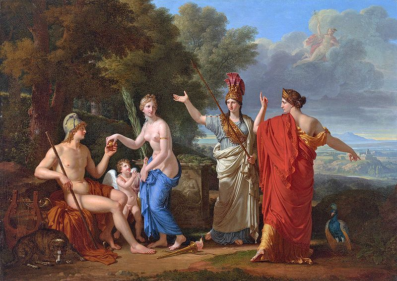 File:François-Xavier Fabre - The Judgment of Paris.jpg