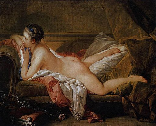 Image from Wikimedia Commons: François Boucher - Blond Odalisque (L'Odalisque Blonde) - WGA2906