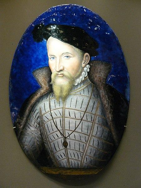 File:François de Lorraine, duc de Guise - Léonard Limosin (Louvre, N 1255).jpg