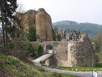 Franchimont Castle - Franchimont Castle