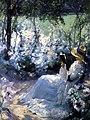 Frank Bramley - Delicious Solitude 1909.jpg