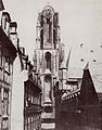 Frankfurt Domturm vor 1867.jpg