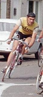 Frans Aerenhouts Belgian cyclist