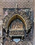 Frari (Venice) right transept - Monument to Blessed Pacifico Dei Frari.jpg
