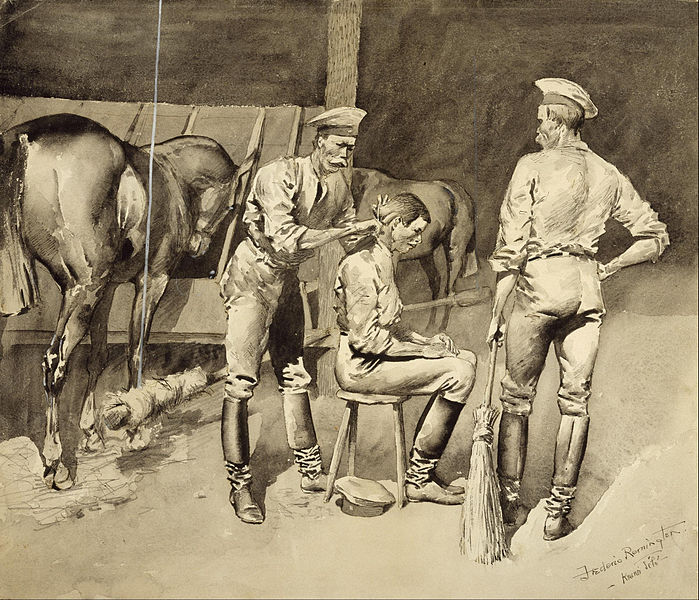 frederic remington - image 5
