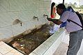 Free Drinking Water - Hazarduari Complex - Nizamat Fort Campus - Murshidabad 2017-03-28 6410.JPG