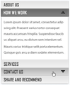 Free psd ui kit sleek accordion menu by melaychie-d5fb2d9.png