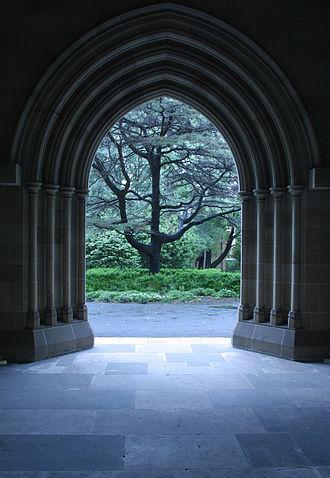 St John's College, University of Sydney - Freehill Tower foyer