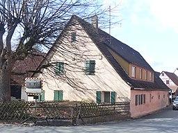 Frohnhofer Hauptstraße in Eckental