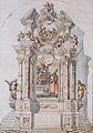 Fromiller - Entwurf für die Altarwand der Katharinenkapelle im Schloss Wernberg.jpeg