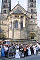 Fronleichnam vor dem Bamberger Dom.JPG