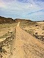 Fuerteventura, Lobos Island, On the way to lighthouse - panoramio.jpg