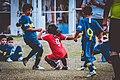 Futbol mixto niña futbol femenino river boca argentina.jpg