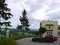 Góra Świętej Anny - widok na Dom Pielgrzyma - panoramio.jpg