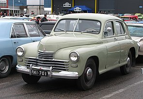"GAZ-M-20 ""Pobeda"" on CMSh in Lahti, Finland.jpg"