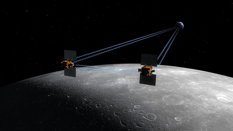 NASA Probes Map Moon's Gravitational Field, Mission Chief 'Over The Moon'