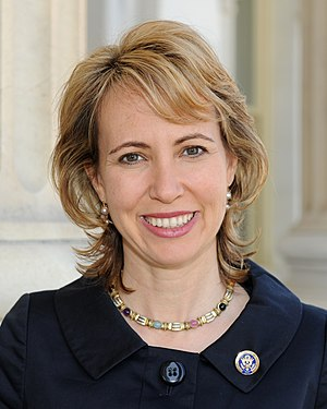 Gabrielle Giffords - Image: Gabrielle Giffords official portrait