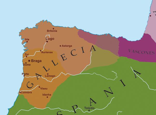 Galicia-Suevic-Civil War