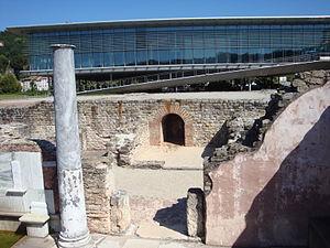 Saint-Romain-en-Gal - Gallo-Roman museum of Saint-Romain-en-Gal