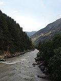 Ganga river at Harshil.jpg