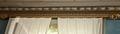 Gardinstång av förgyllt trä - Skoklosters slott - 92456.tif