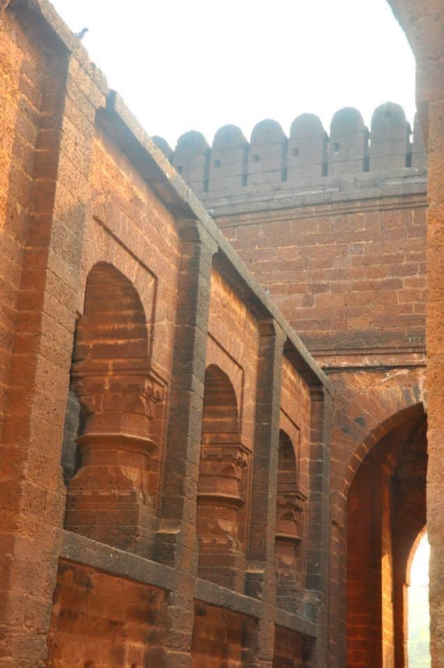 Garh Darwaja (Small Gateway of Bishnupur),Bankura,West Bengal,India