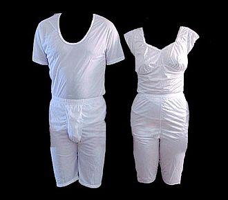 Temple garment - Image: Garment