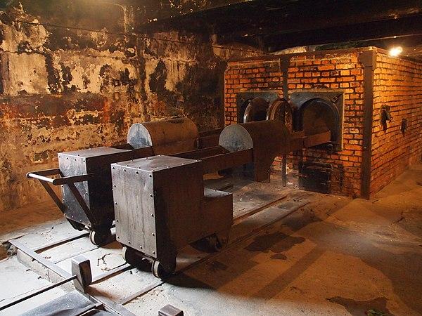 Krematorieugnarna i Auschwitz, nutid