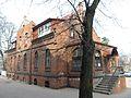 Gdańsk Wrzeszcz kościół na Czarnej (4).JPG