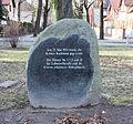 Gedenkstein Lehndorffstr Wandlitzstr (Karl) Kolonie Karlshorst.jpg