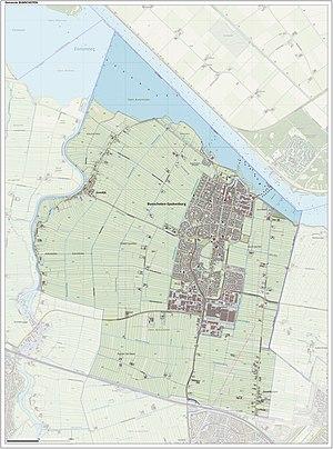 Bunschoten - Image: Gem Bunschoten Open Topo