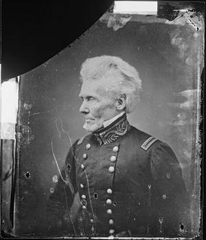 Edmund P. Gaines - Image: Gen. Edmund P. Gaines NARA 528719