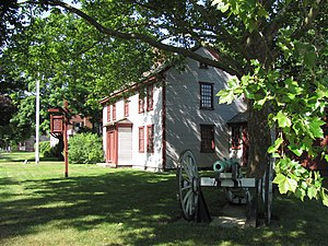 Braintree, Massachusetts - General Sylvanus Thayer Birthplace