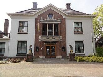 Gendt - Image: Gendt (Lingewaard) voorm. gemeentehuis