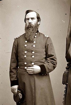 Richard Busteed - Brig. Gen. Richard Busteed
