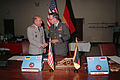 General Maxwell R. Thurman and Lieutenant-General Wolfgang Odendahl 1989.JPEG