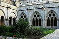 General view - Cloister of Monastery of Poblet - Catalonia 2014.JPG