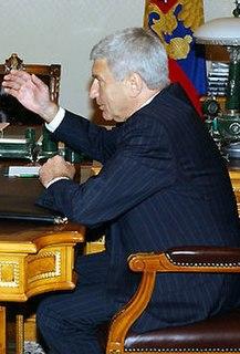 Gennady Hodyrev Russian politician