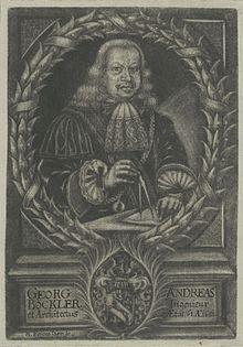 Georg Andreas Böckler, 1681 (Quelle: Wikimedia)