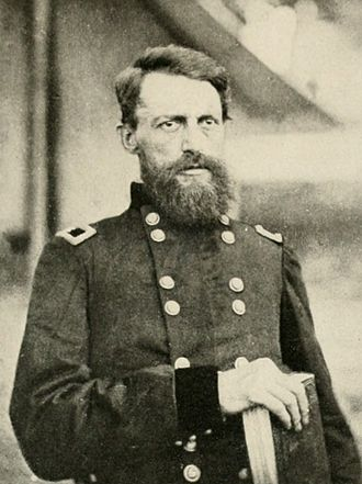 George Stoneman - Union Cavalry General George Stoneman